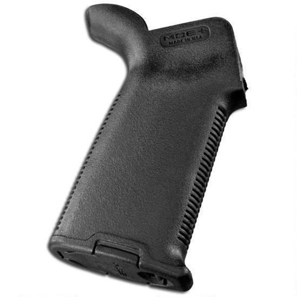 Magpul AR-15 MOE Plus Ergonomic Pistol Grip Polymer - Black