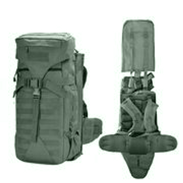 Military 2 Day Assault Gun Bag  - OD Green