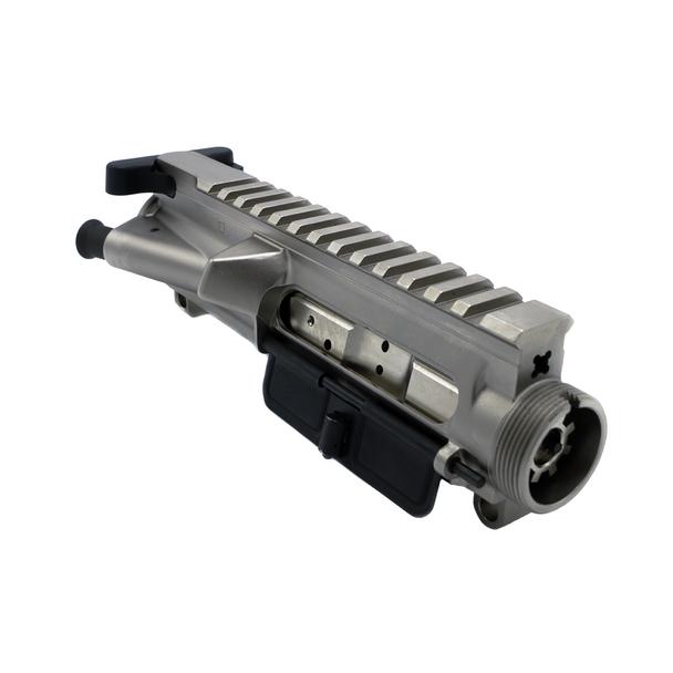 ACME-X Adamantium Finish Receiver & Enhanced Bolt Carrier Group AR-15