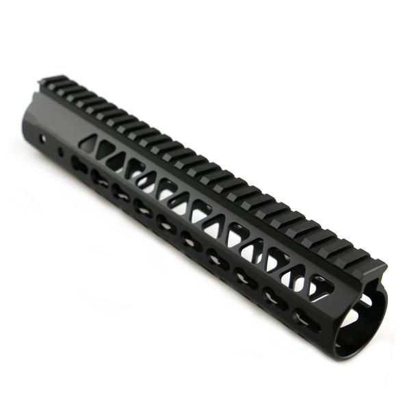 """AR-308 10"""" Ultralight M-LOK Gen II Free Float Handguard"""