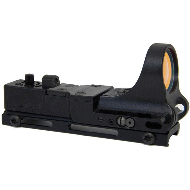 Red Dot Sight 4 MOA Weaver Picatinny Mount