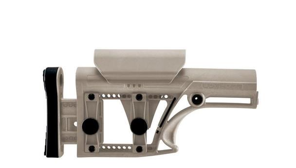 Luth-AR MBA-1 AR-15 Modular Buttstock Assembly Polymer FDE
