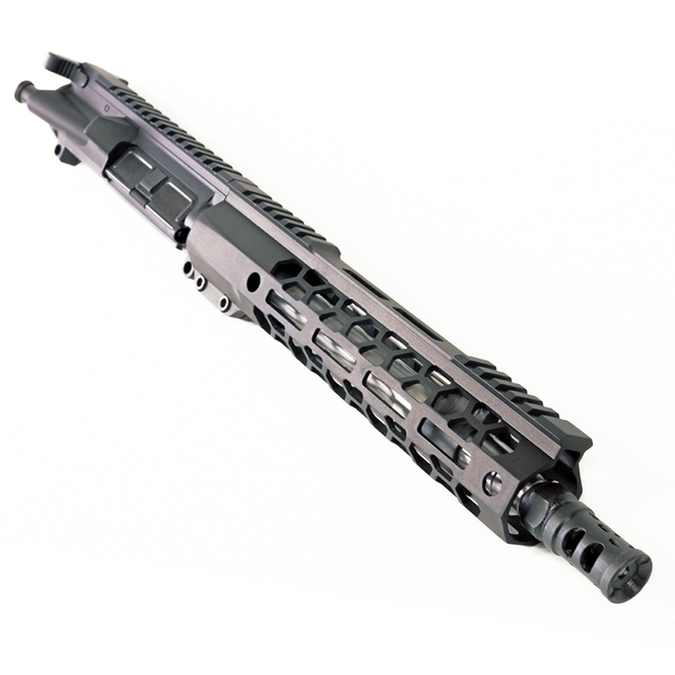 "10.5""  300 Blackout Stainless Steel  Assembled Upper"