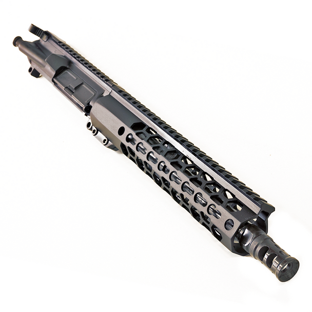 """10.5""""  7.62x39  Parkerized Complete Upper"""