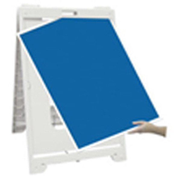 A Durable A-Frame + 2 Vinyl Signs at an Economy Price!