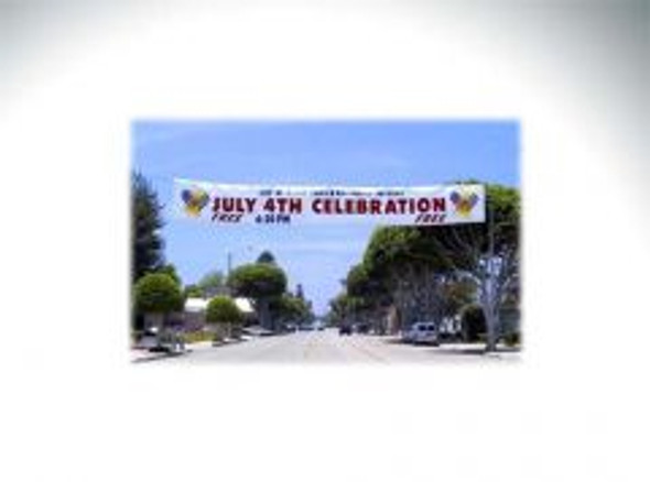 Vinyl Banner (16 oz. Blockout)