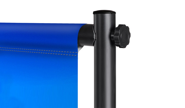 Back Drop - Large Tube (Stand + Banner + Case)