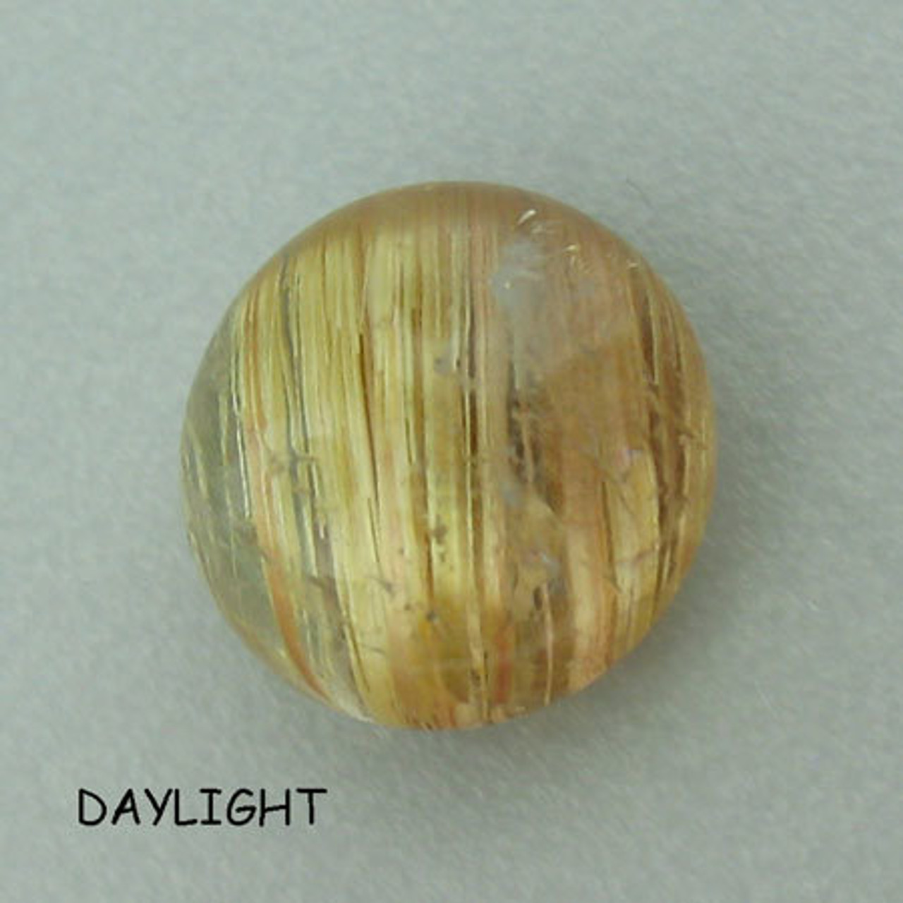 Cats Eye Rutilated Quartz