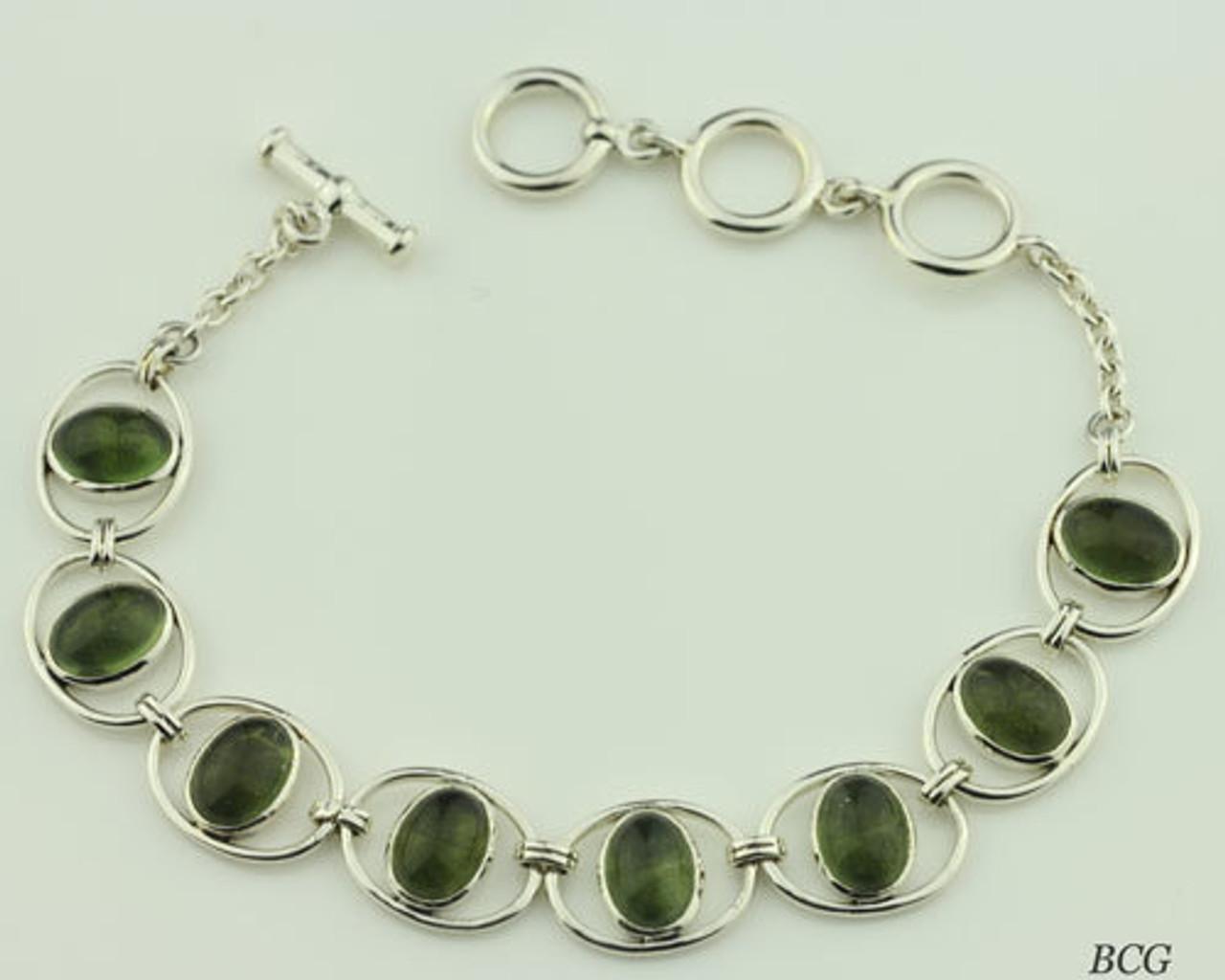 Moldavite Bracelets