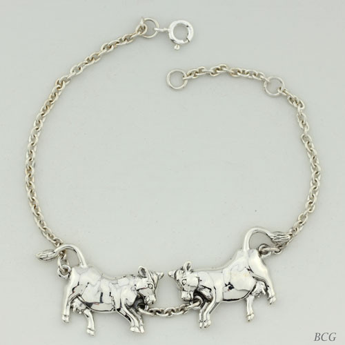 Ava & Eva the Moo-n Cow Bracelet TBL-300
