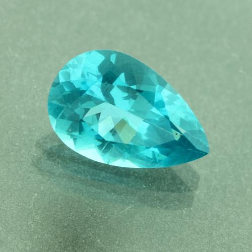 Neon Paraiba Blue Color Apatite