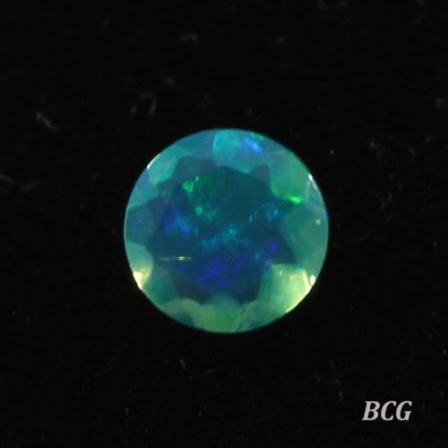 Caribbean Blue Green Opals #G-2204