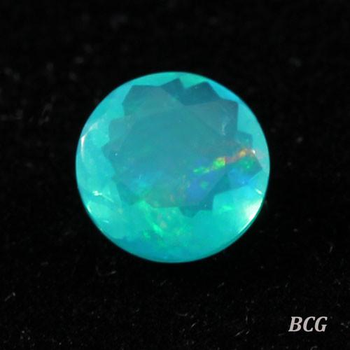 Blue Ethiopian Opal #G-2205