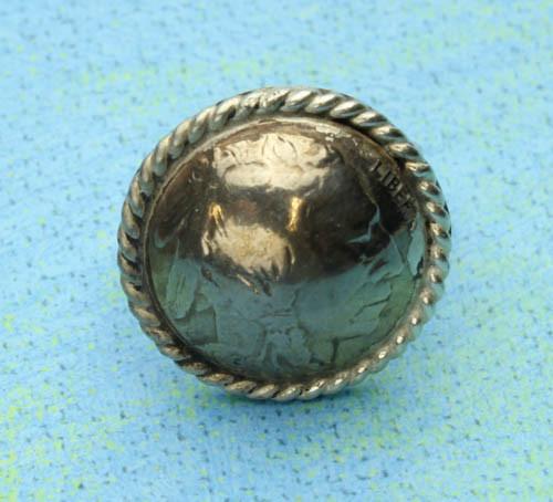 Buffalo Nickel Silver Ring #BNR-101