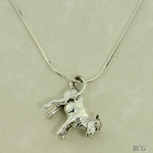 Buttercup the Calf Pendant TPD-4149