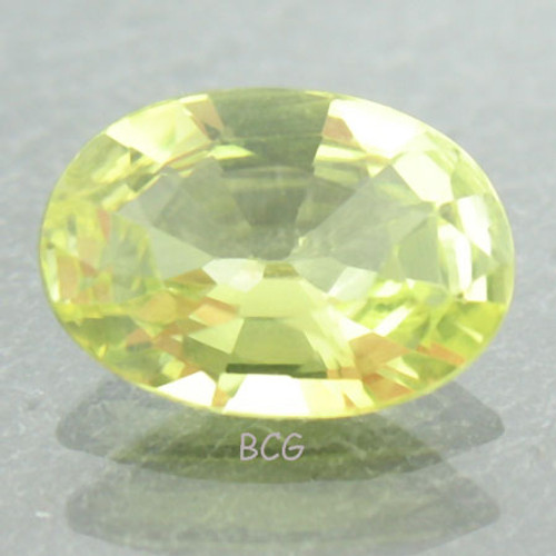 Chrysoberyl #IT-1684