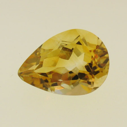 Golden citrine #IT-382