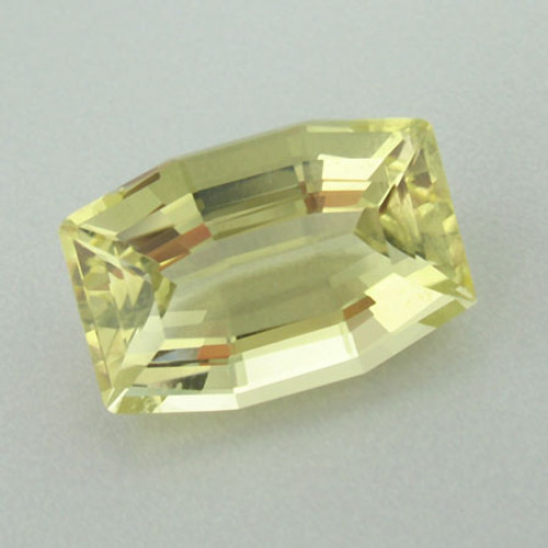 Huge Lemon Yellow Citrine #IT-613