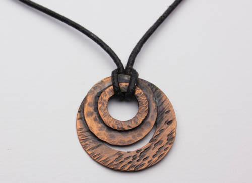 Copper Necklace #NE-201