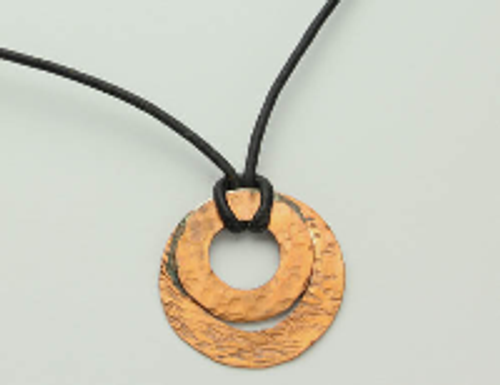 Copper Necklace #NE-202
