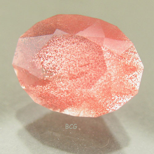 Red Copper Sunstone #G-2002 from the famous DUST DEVIL MINE