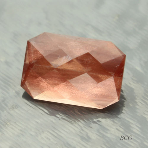 Red Copper Sunstone #G-2320 from the famous DUST DEVIL MINE
