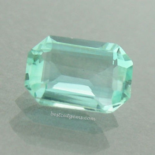 Exotic Emerald from Columbia #IT-1877