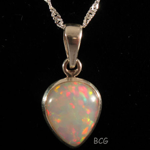 Ethiopian Opal Necklace #40