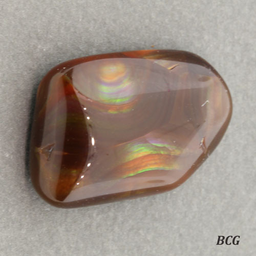 Amazing Fire Agate #G-2230 from Mexico