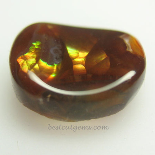 Fire Agate #IT-1849 from Calvillo, Aguascalientes Mexico
