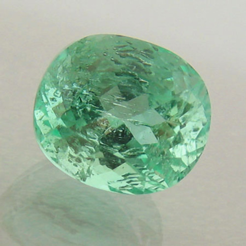 GIA Certified Emerald #IT-677