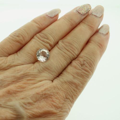 3.90 carat Colorless Goshenite #G-2475