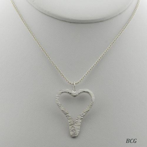 Heart Necklace #NE-106