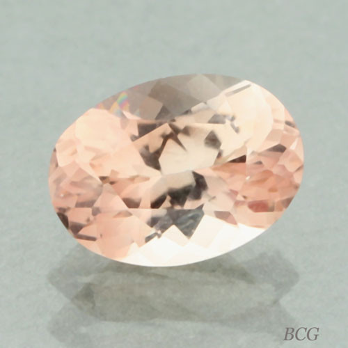 Apricot color Hessonite Garnet #G-2146