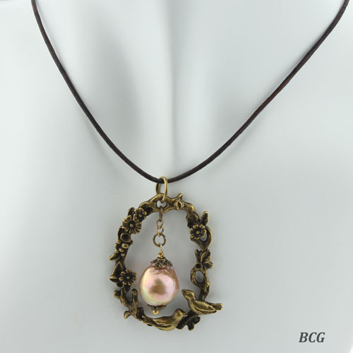 Kasumi Pearl Necklace #122