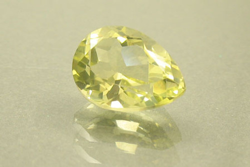 Lemon citrine #IT-349
