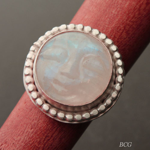 Man in the Moon Ring #RI-319