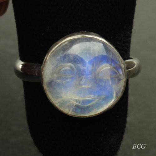Man in the Moon Ring #RI-331