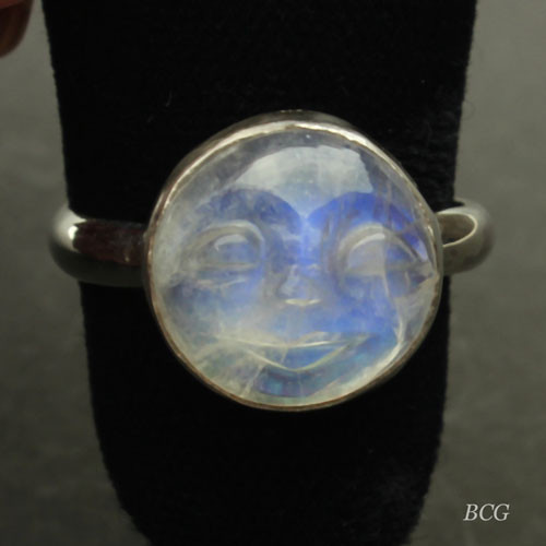 Man in the Moon Ring #RI-331