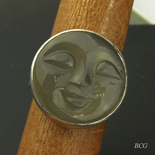 Man in the Moon Ring #RI-335