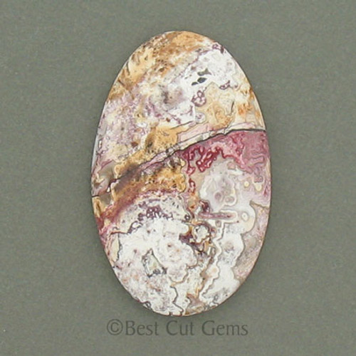 Mexican Crazy Lace Agate #IT-1467