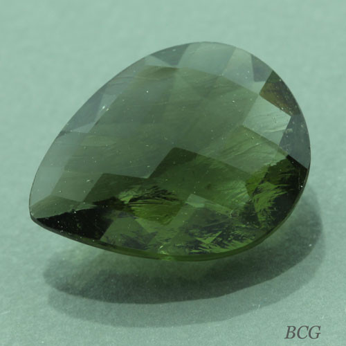Genuine Natural Moldavite #G-2052