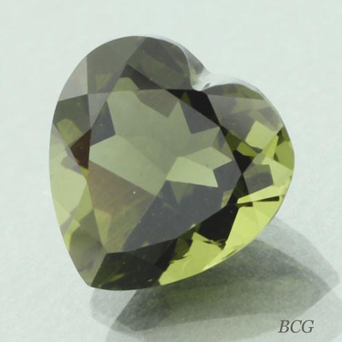 Genuine Natural Moldavite #G-2163