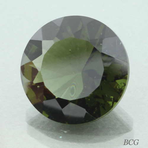 Genuine Natural Moldavite #G-2174