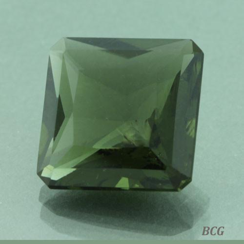 Genuine 5.83 carats of Natural Moldavite #G-2311