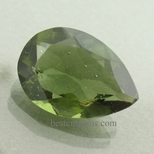 Genuine Natural Moldavite #IT-1608