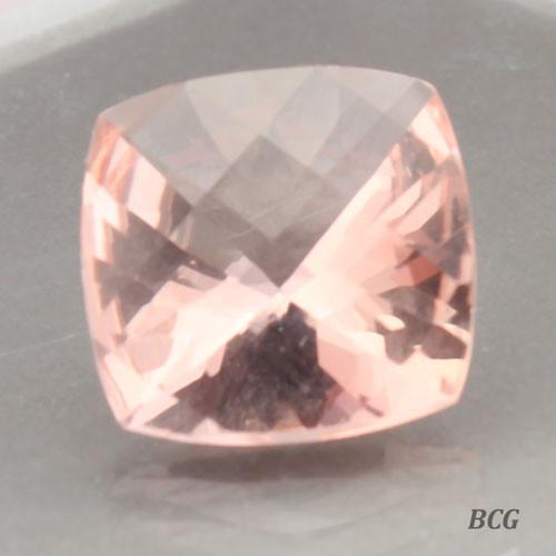 5.52 Carat Pink Morganite #G-2274