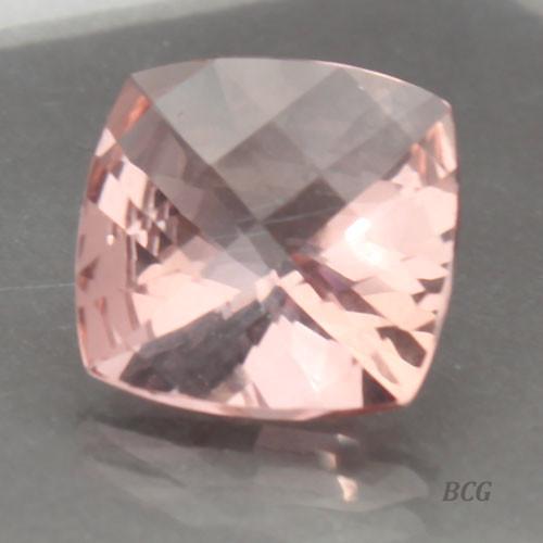 5.97 Carat Pink Morganite #G-2275