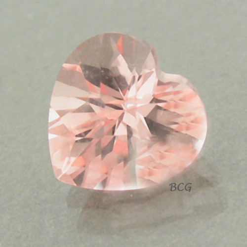 Pink Morganite #IT-1766 with just a hint of Peach