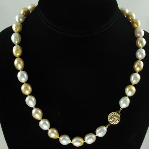 Multi Colored South Sea Pearl Strand #511